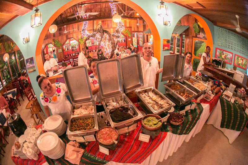 Elvi S Kitchen Belize