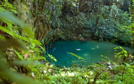 Blue Hole National Park, Belize
