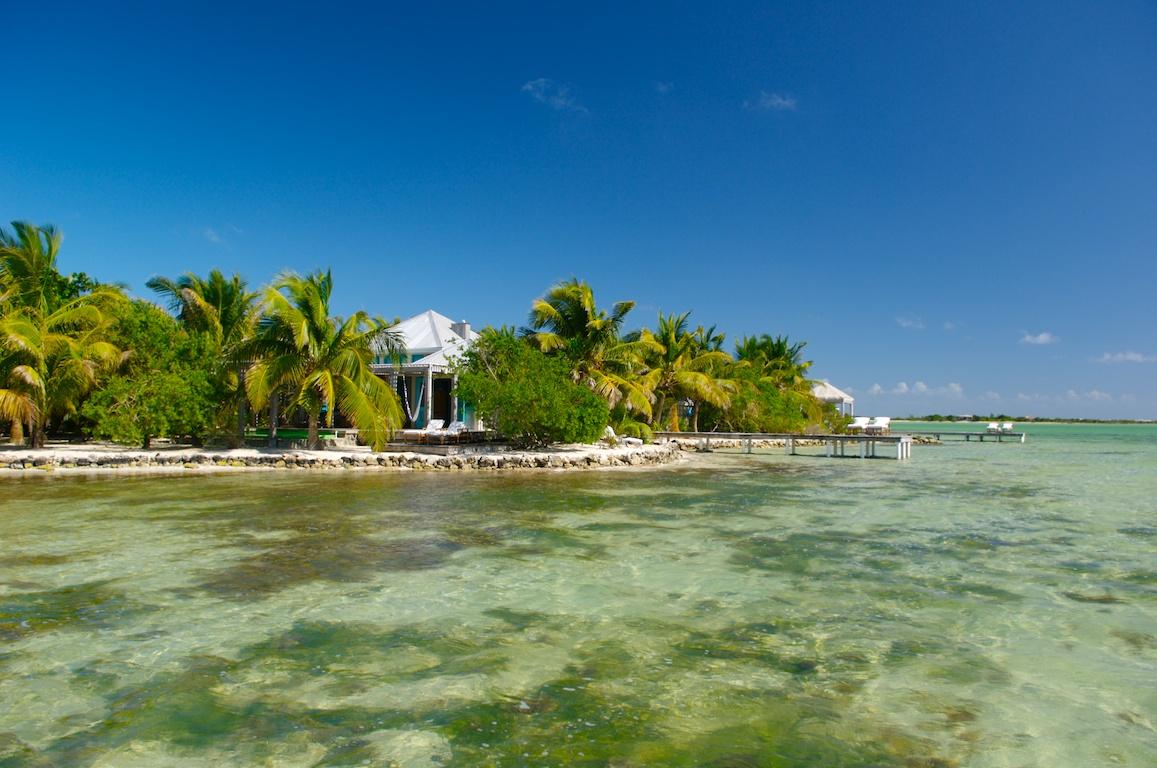 Guana Island منطقه کارائیب