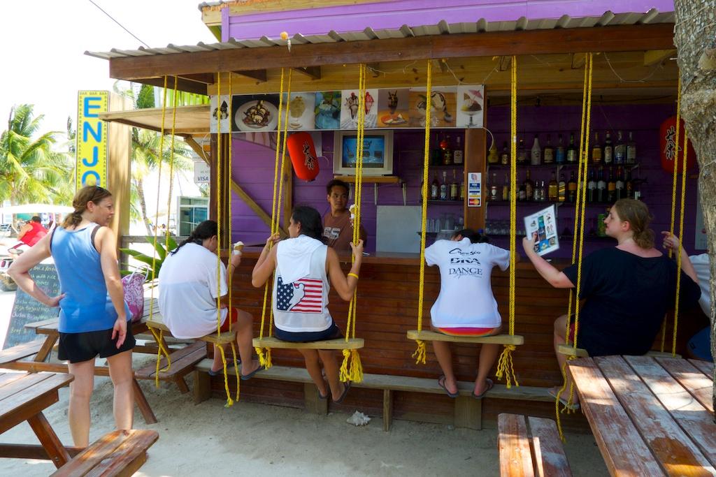 Caye Caulker Belize Travel Magazine