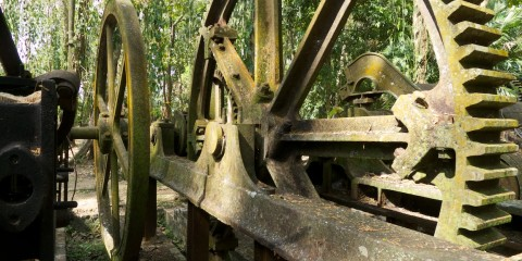 Serpon Sugar Mill, Belize