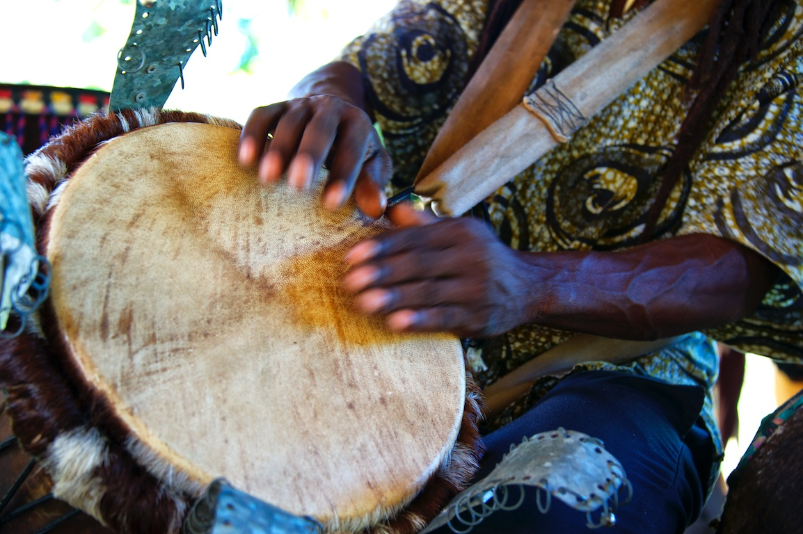 Maroon Creole Drum School