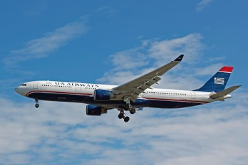 US_Airways_Flight_to_Belize